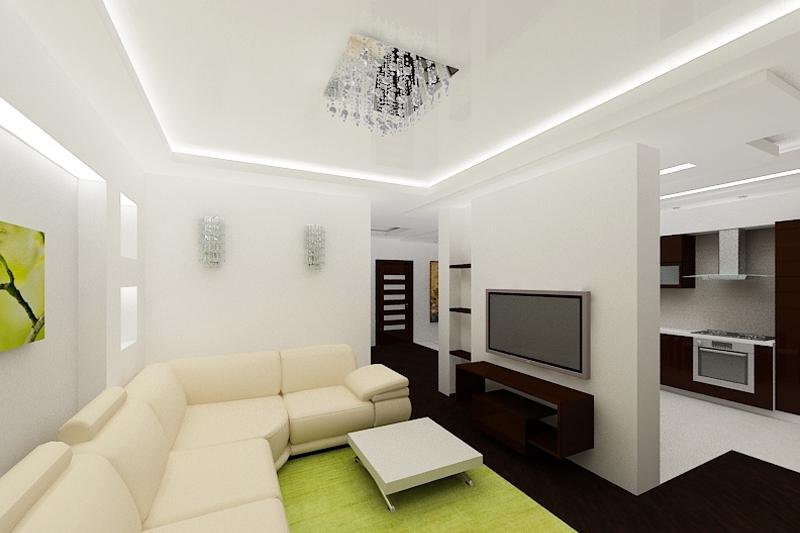 Подвесные потолки в жилых помещениях: за и против