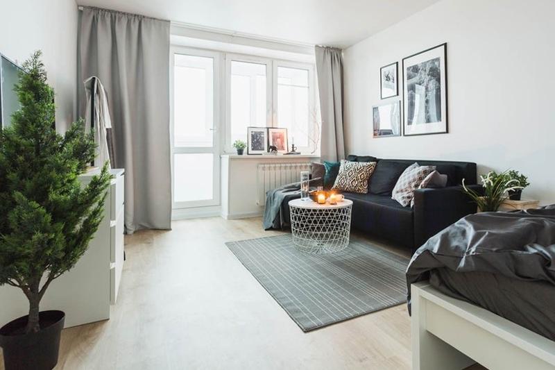 Ремонт небольшой квартиры: увеличиваем границы.